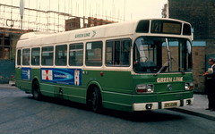 SNC 139 Route 721 July 1977 (national_bus_510) Tags: