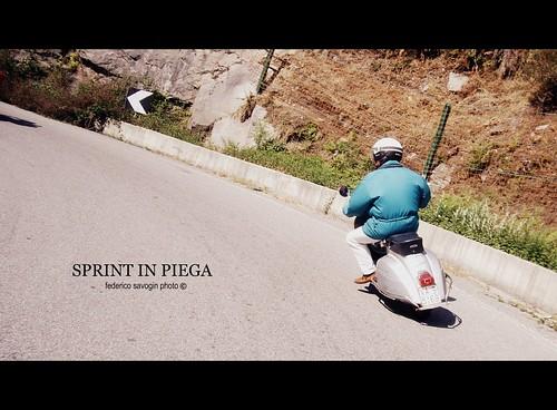 SPRINT IN PIEGA by Federico Savogin
