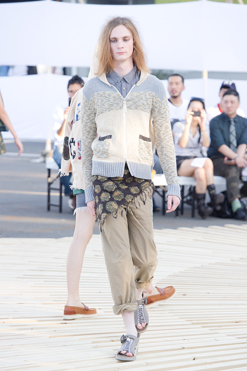 Raphael 3014_SS12 Tokyo FACTOTUM(Fashion Press)