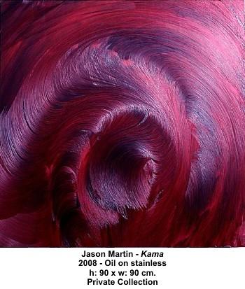 Jason Martin - Kama 2008 by artimageslibrary