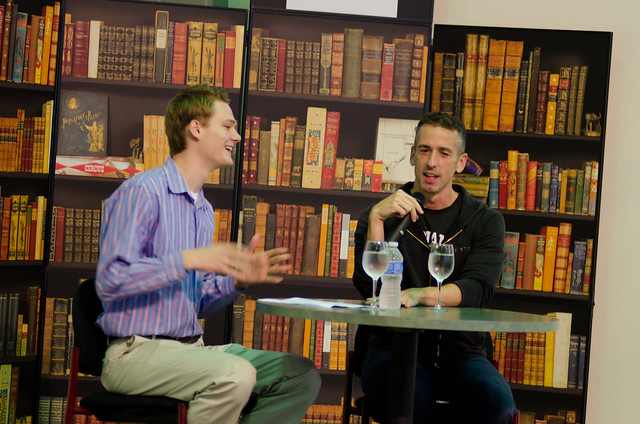 Blake Kelley & DAN SAVAGE
