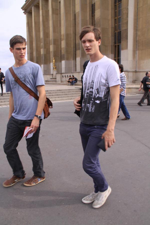 Paris2011.7.15_Julius Beckers&Mathias Holst