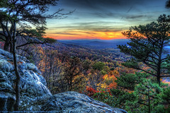 Bears Den Autumn Sunset ~Explore~ (Tom Lussier Photography) Tags: autumn sunset usa tree virginia nikon fallcolor fallcolors bearsden d300 bluemont beartooth clarkecounty tomlussier landscapespec2013