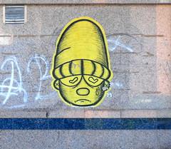 big paste-up (dmixo6) Tags: spain grafitti dugg dmixo6