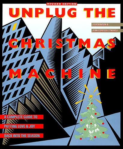 unplug christmas machine
