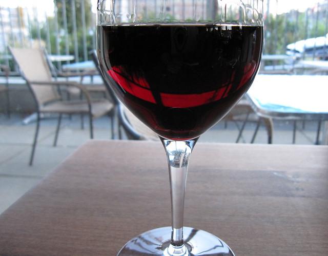 Kettle Valley's Pinot Noir/Merlot blend