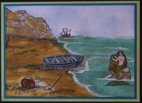 3C Aug - Merryn's  Treasured Shore