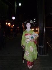 Katsuyuki - Kyoto Geiko (BrunitaGio) Tags: kyoto geiko geisha kimono gion