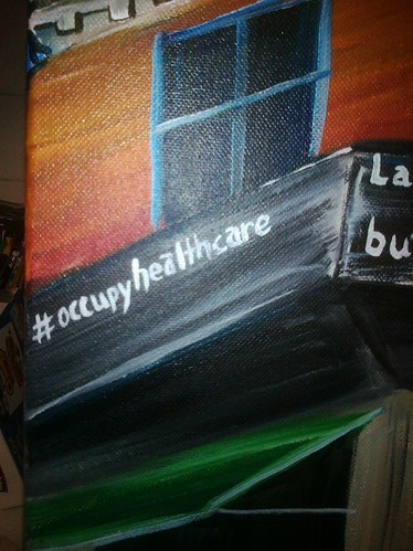 Occupy Healthcare
