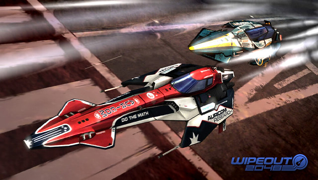 Wipeout 2048 for PS Vita