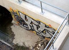 KITS 01 (rhem rhem) Tags: austin graffiti tag kits