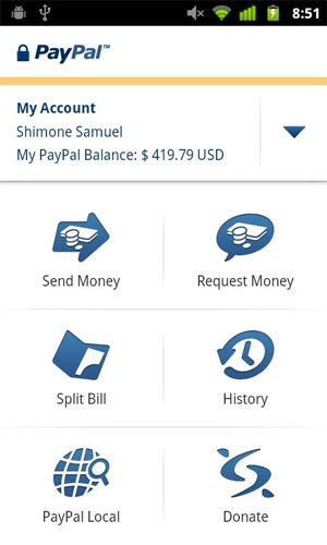 Send money to your friends, manage your account, and more, with the PayPal  app. It's free, secure and more convenient than going to the bank, writing  checks ...