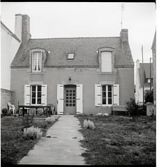 Portrait d'une maison