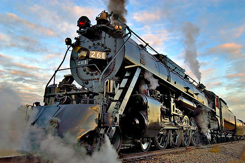 Steam Locomotive 261