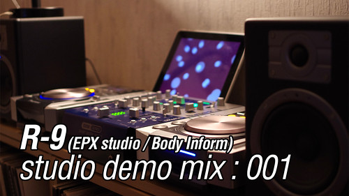 R-9 - studio demo mix : 001