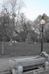 Horse Trough (ianharrywebb) Tags: streetlight hydepark iansdigitalphotos londoniansdigitalphotoenglandhydepark yahoo:yourpictures=autumn yahoo:yourpictures=nature yahoo:yourpictures=wonders hydeparkstreetlight