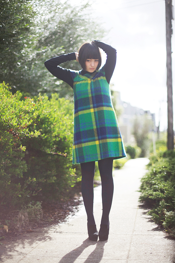 calivintage: a plaid plaid world