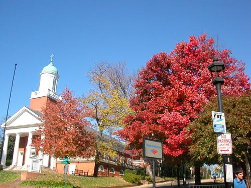 Nov 6 2011 Charlottesville VA