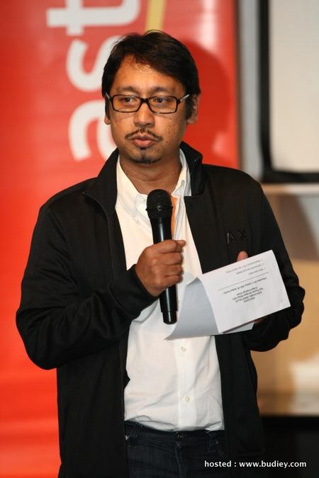 Encik Khairul Anwar Salleh, Naib Presiden Perniagaan Melayu Astro