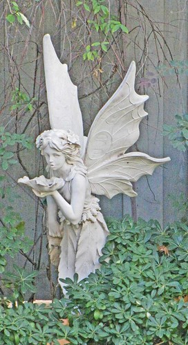 The hostess' garden angel by Sultry