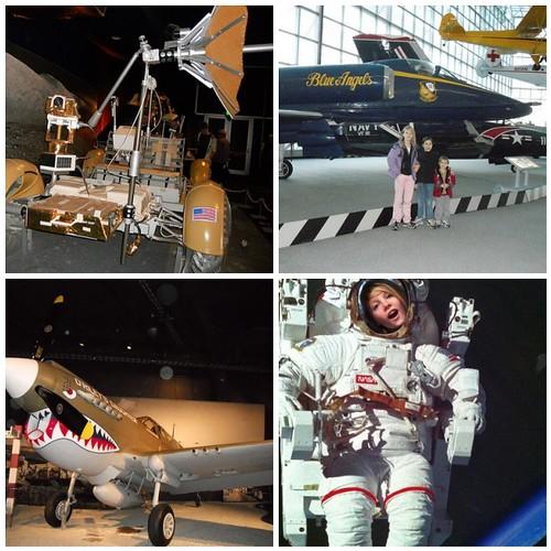 Museum of Flight Mosaic