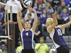 2011 Nebraska State Volleyball Championships (Huntington Photos) Tags: girls nikon nebraska nike highschool day1 volleyball 2011 power99 d3s nebraskastatevolleyball hmfrphotos 200mmf20vr hmfrphotos2011 espn1460 platteriverpreps huntingtonphotos