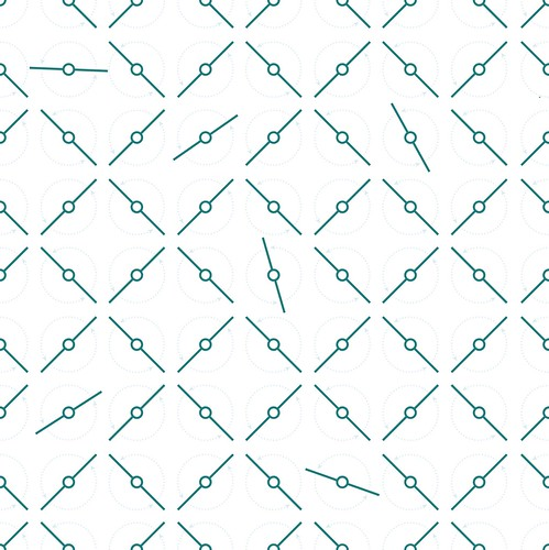 Switch Repeatable Vector Pattern