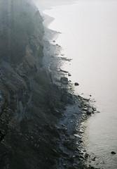 07. (heddar) Tags: ocean autumn sea colour film nature analog coast iso200 nikon fuji sweden 135 gotland isle visby 2011