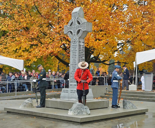 The Richmond Cenotaph 2