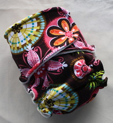 Carnival Bloom One-Size Fitted