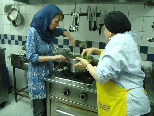 Cooking Mashe