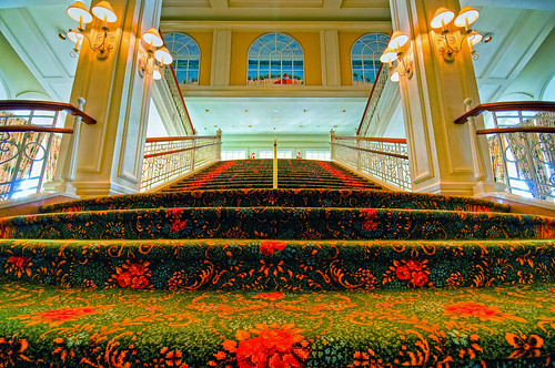 Grand Staircase by DisHippy