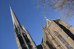 Spire & Apse of St Walburge's (Lawrence OP) Tags: church catholic spire preston hansom stwalburges