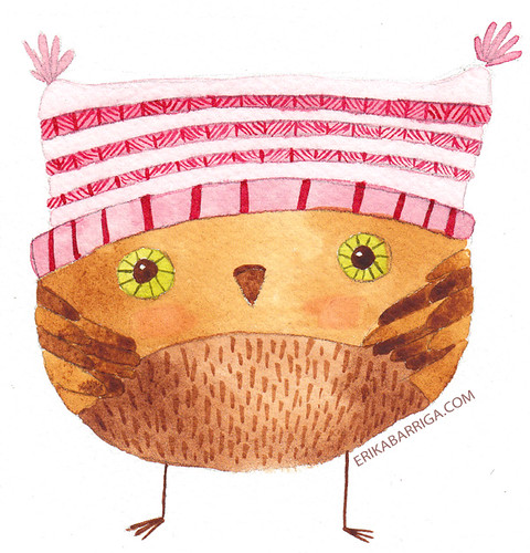 owl.  hoot!