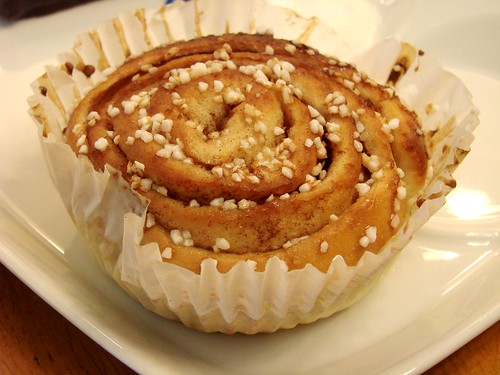 Church of Sweden Cinnamon Bun
