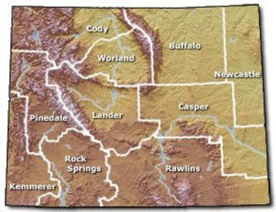 Wyoming Blm Maps For Android Backcountry Navigator