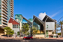 Children's Museum (Chimay Bleue) Tags: california new museum kids marina children design solar san downtown district diego rob southern architect wellington childrens panels sustainable quigley