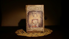 DSCF0188 (ALTALUNA) Tags: travel original art illustration altered book box unique boxes stories storie installazioni scatole originali oniriche teatrini altaluna