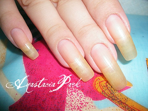 Nail art design for long nails. easy and cheap nail art but you can get the cool hot nail designs