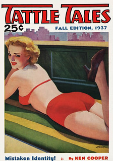 Tattle Tales Magazine (Fall Edition 1937) - Mi...