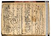 Manuscript table in Exceptiones legum Romanorum