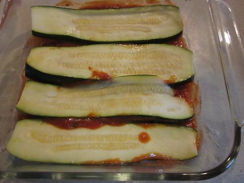 Layering on the lasagna