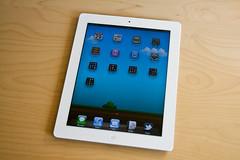 iPad 2 - Home Screen (William Hook) Tags: camera uk 2 apple pc o2 3g wifi kit slate gadget tablet ios tuaw connection gsm ipad 32gb imessage