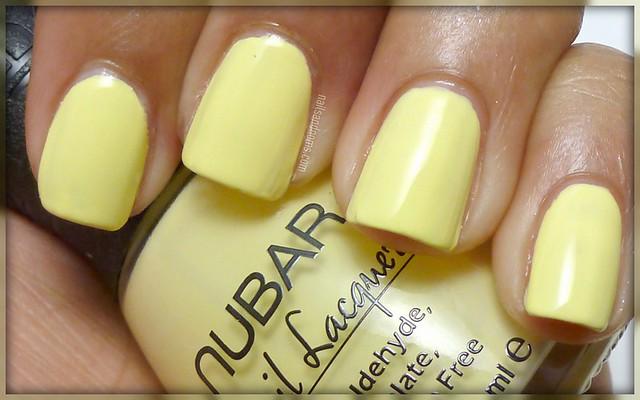 Nubar Lemon Sorbet