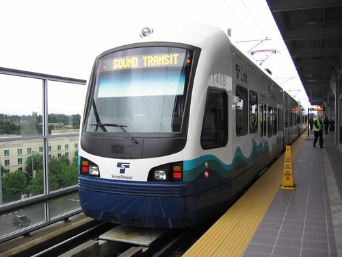 Seattle light rail