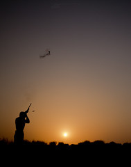 My favorite hobby, shooting . (Saleh Mohammed) Tags: man canon eos dc silhouettes sigma mohammed shooting 1020mm saleh محمد d600 صورة صالح سماء hsm abigfave كانون سلويت القصيم سيقما