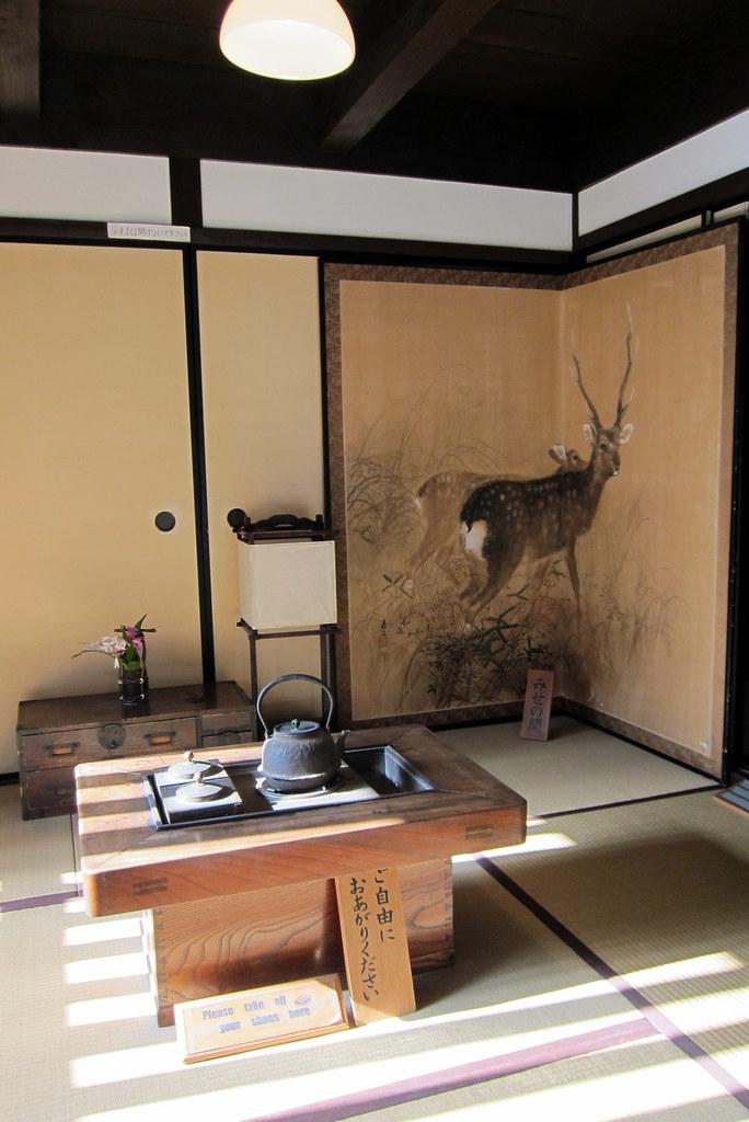 Nara - Naramachi: Koshi-no-Ie