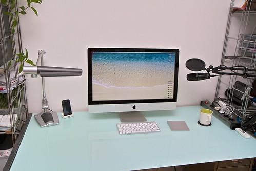 Computersetup Juli 2011