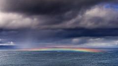 Shetland (F. Ewald) Tags: summer islands scotland rainbow sommer 2009 shetland regenbogen schottland inseln