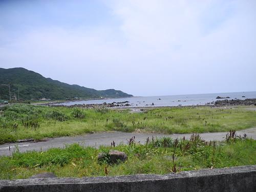 此地為景觀保護區,馬路對面則為非景觀保護區。